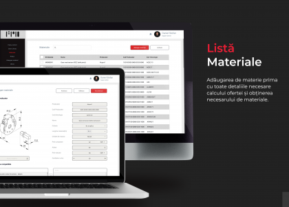 lista materiale